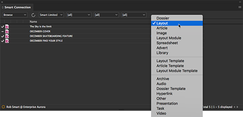 Filtiering by using the context menu