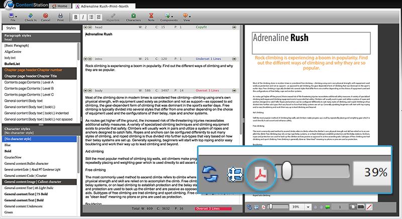 The PDF Download icon