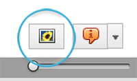 The Page Preview icon
