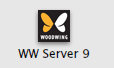 Custom Web Server icon