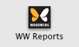 Custom report icon