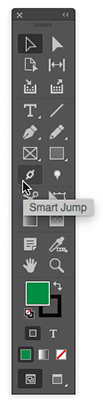 The Smart Jump tool